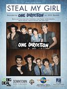 Cover icon of Steal My Girl sheet music for voice, piano or guitar by One Direction, Ed Drewett, John Ryan, Julian Bunetta, Liam Payne, Louis Tomlinson and Wayne Hector, intermediate