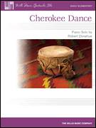 Cover icon of Cherokee Dance sheet music for piano solo (elementary) by Robert Donahue, beginner piano (elementary)
