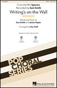 Cover icon of Writing's On The Wall sheet music for choir (2-Part) by Sam Smith, Mac Huff and James Napier, intermediate duet