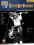 Cover icon of Love Struck Baby sheet music for drums by Stevie Ray Vaughan, intermediate