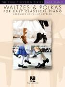 Cover icon of By The Beautiful Blue Danube sheet music for piano solo by Johann Strauss, Jr. and Phillip Keveren, classical score, easy