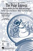 Cover icon of The Polar Express (Holiday Medley) sheet music for choir (2-Part) by Glen Ballard, Audrey Snyder, Josh Groban, Paul Murtha and Alan Silvestri, intermediate duet