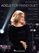 Cover icon of Someone Like You sheet music for piano four hands by Adele, Eric Baumgartner and Dan Wilson, intermediate