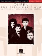 Cover icon of Another One Bites The Dust sheet music for piano solo by Phillip Keveren, Queen and John Deacon, intermediate skill level