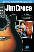 Cover icon of Railroads And Riverboats sheet music for guitar (chords) by Jim Croce, intermediate guitar (chords)