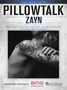 Cover icon of Pillowtalk sheet music for voice, piano or guitar by Zayn, Anthony Hannides, Joe Garrett, Levi Malundama, Michael Hannides and Zain Malik, intermediate skill level