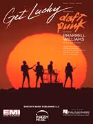 Cover icon of Get Lucky (featuring Pharrell Williams) sheet music for voice, piano or guitar by Daft Punk, Guy-Manuel de Homem-Christo, Nile Rodgers, Pharrell Williams and Thomas Bangalter, intermediate