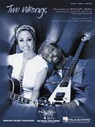 Cover icon of Two Wrongs sheet music for voice, piano or guitar by Wyclef Jean featuring Claudette Ortiz, Claudette Ortiz, Jerry Duplessis and Wyclef Jean, intermediate