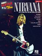 Cover icon of Lithium sheet music for guitar solo (easy tablature) by Nirvana
