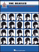 Cover icon of I'm Happy Just To Dance With You sheet music for guitar (tablature) by The Beatles, John Lennon and Paul McCartney, intermediate