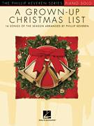 Cover icon of Grown-Up Christmas List sheet music for piano solo by David Foster, Phillip Keveren, Amy Grant and Linda Thompson-Jenner, Christmas carol score, intermediate piano