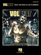 Cover icon of Seal The Deal sheet music for guitar (rhythm tablature) by Volbeat, Jon Larsen and Michael Poulsen, intermediate skill level
