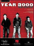 Cover icon of Year 3000 sheet music for voice, piano or guitar by Jonas Brothers, Busted, Charlie Simpson, Fletcher, James Bourne, Matthew Jay and Steve Robson, intermediate skill level