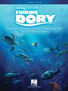 Cover icon of Finding Dory (Main Title), (intermediate) sheet music for piano solo by Thomas Newman, intermediate skill level