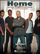 Cover icon of Home sheet music for voice, piano or guitar by Daughtry, intermediate