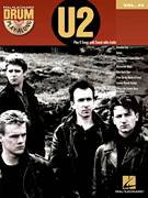 Cover icon of Mysterious Ways sheet music for drums by U2 and Bono, intermediate drums