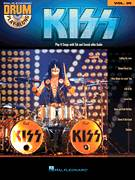 Cover icon of Love Gun sheet music for drums by KISS and Paul Stanley, intermediate drums