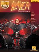 Cover icon of Dead Skin Mask sheet music for drums by Slayer, intermediate drums