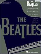Cover icon of Yesterday sheet music for piano four hands by The Beatles, John Lennon and Paul McCartney, intermediate skill level