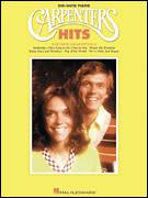 Cover icon of I Won't Last A Day Without You sheet music for piano solo (big note book) by Carpenters, Paul Williams and Roger Nichols, wedding score, easy piano (big note book)