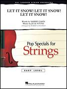 Cover icon of Let It Snow! Let It Snow! Let It Snow! (COMPLETE) sheet music for orchestra by Jule Styne, Joe Nichols and Robert Longfield, intermediate