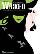 Cover icon of Defying Gravity (from the Broadway Musical Wicked) sheet music for piano solo (chords, lyrics, melody) by Stephen Schwartz, intermediate piano (chords, lyrics, melody)