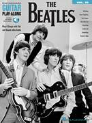Cover icon of Birthday sheet music for guitar (tablature, play-along) by The Beatles, John Lennon and Paul McCartney, intermediate skill level