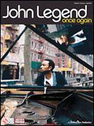 Cover icon of Again sheet music for voice, piano or guitar by John Legend, intermediate voice, piano or guitar