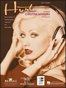 Cover icon of Hurt sheet music for piano solo (chords, lyrics, melody) by Christina Aguilera and Mark Ronson, intermediate piano (chords, lyrics, melody)