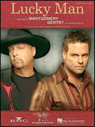 Cover icon of Lucky Man sheet music for voice, piano or guitar by Montgomery Gentry, Dave Turnbull and David Lee, intermediate skill level