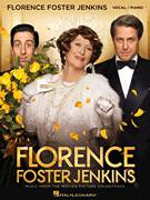 Cover icon of Florence Foster Jenkins sheet music for piano solo by Alexandre Desplat, intermediate