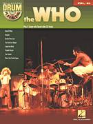 Cover icon of Pinball Wizard sheet music for drums by The Who and Pete Townshend, intermediate