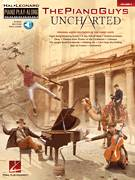 Cover icon of Uncharted sheet music for piano solo by The Piano Guys, Al van der Beek and Steven Sharp Nelson, intermediate