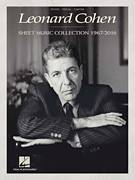 Cover icon of You Want It Darker sheet music for voice, piano or guitar by Leonard Cohen and Patrick Leonard, intermediate skill level