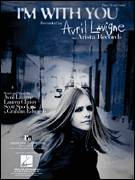 Cover icon of I'm With You sheet music for voice, piano or guitar by Avril Lavigne, Graham Edwards and Lauren Christy, intermediate skill level
