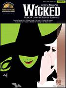 Cover icon of Defying Gravity (from the Broadway Musical Wicked) sheet music for voice, piano or guitar by Glee Cast and Stephen Schwartz, intermediate