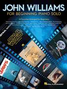 Cover icon of Rey's Theme sheet music for piano solo (big note book) by John Williams, easy piano (big note book)