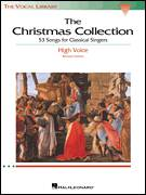 Cover icon of The Little Drummer Boy sheet music for voice and piano (High ) by Katherine Davis, Richard Walters, Harry Simeone and Henry Onorati, intermediate