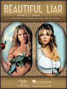 Cover icon of Beautiful Liar sheet music for voice, piano or guitar by Beyonce & Shakira, Beyonce, Shakira, Beyonce Knowles, Mikkel Eriksen and Tor Erik Hermansen