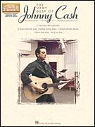 Cover icon of A Boy Named Sue sheet music for guitar solo (chords) by Johnny Cash and Shel Silverstein, easy guitar (chords)