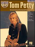 Cover icon of Into The Great Wide Open sheet music for guitar (tablature, play-along) by Tom Petty And The Heartbreakers, Jeff Lynne and Tom Petty, intermediate skill level