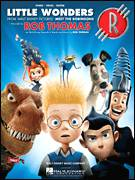 Cover icon of Little Wonders sheet music for voice, piano or guitar by Rob Thomas and Meet The Robinsons (Movie), intermediate skill level