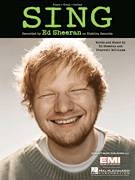 Cover icon of Sing sheet music for voice, piano or guitar by Ed Sheeran and Pharrell Williams, intermediate skill level