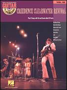 Cover icon of Green River sheet music for guitar (tablature, play-along) by Creedence Clearwater Revival and John Fogerty, intermediate guitar (tablature, play-along)