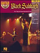 Cover icon of Paranoid sheet music for guitar (tablature, play-along) by Black Sabbath and Ozzy Osbourne, intermediate