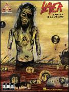 Cover icon of Flesh Storm sheet music for guitar (tablature) by Slayer, Dave Lombardo, Jeff Hanneman, Kerry King and Tom Araya, intermediate skill level