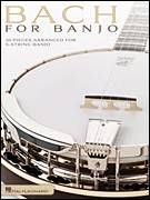 Cover icon of Air (Air On The G String) sheet music for banjo solo by Johann Sebastian Bach and Mark Phillips, classical score, intermediate