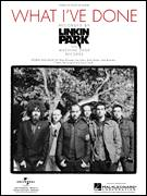 Cover icon of What I've Done sheet music for voice, piano or guitar by Linkin Park