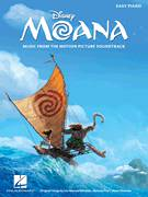 Cover icon of I Am Moana (Song Of The Ancestors) sheet music for piano solo by Lin-Manuel Miranda and Mark Mancina, easy