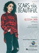 Cover icon of Scars To Your Beautiful sheet music for voice, piano or guitar by Alessia Cara, intermediate